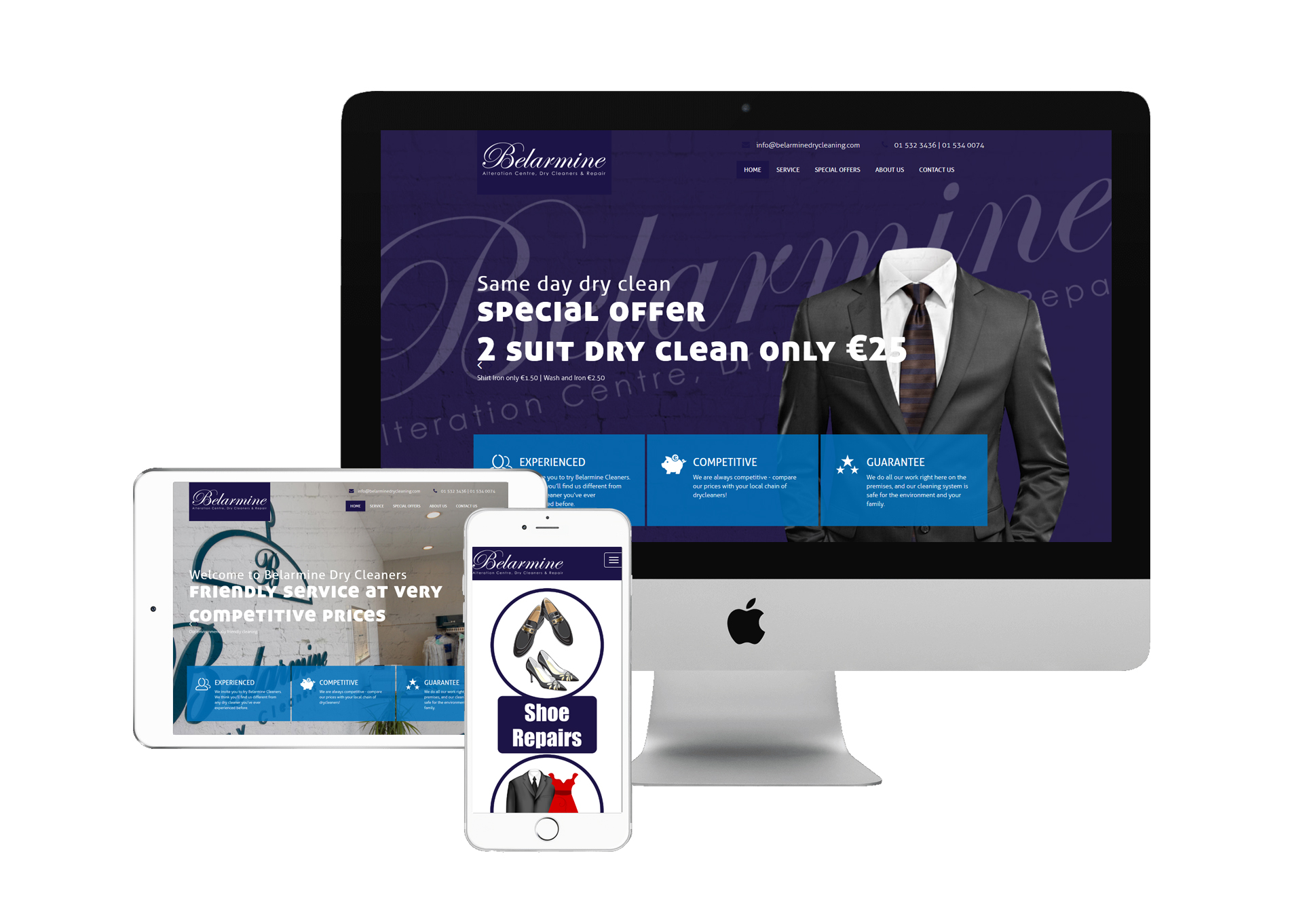 Belarmine Dry Cleaners